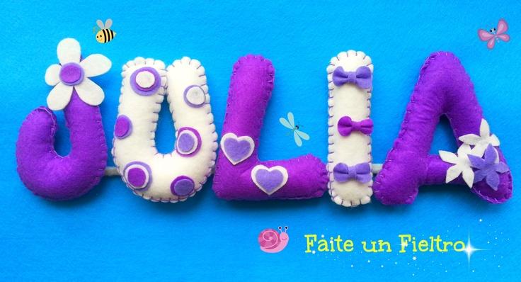 FAITE UN FIELTRO Cosido a mano, personaliza el tuyo en http://faiteunfieltro.blogspot.com.es/