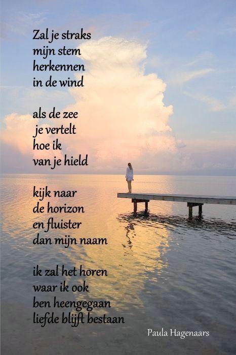 Gedichten Paula Hagenaars: