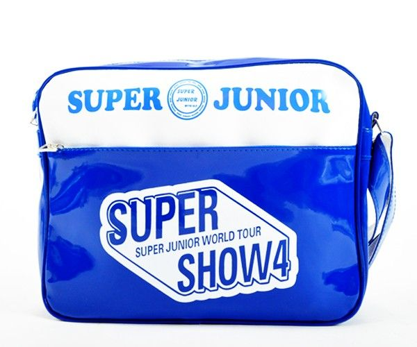 KPOP Super Junior SJ World Tour backpack version B