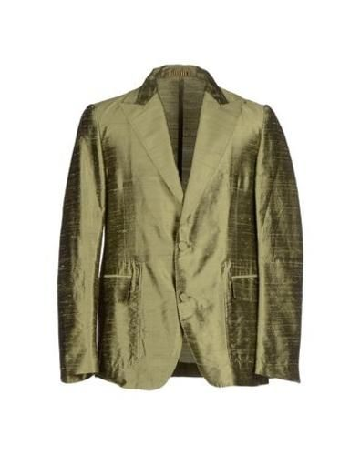 #Piombo giacca uomo Verde chiaro  ad Euro 355.00 in #Piombo #Uomo abiti e giacche giacche