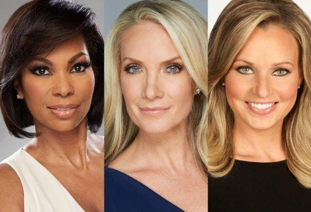 Fox News Channel's New Daytime Lineup Showcases Harris Faulkner, Dana Perino, Sandra Smith