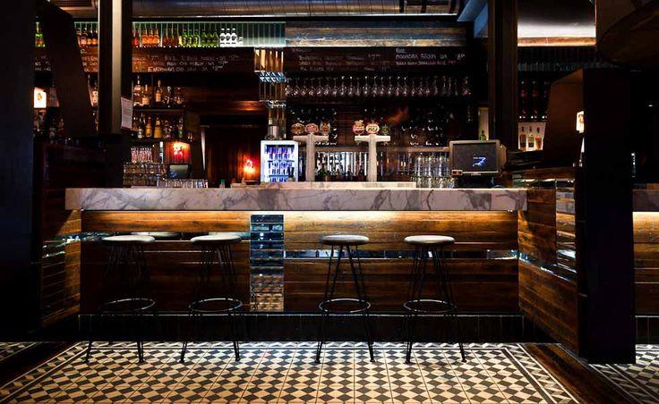 Temperance Hotel - Chapel Street Bars #bars #interiors #design #nightlife #Melbourne #Australia #hiddencitysecrets #bars #interesting #venues #chapelSt
