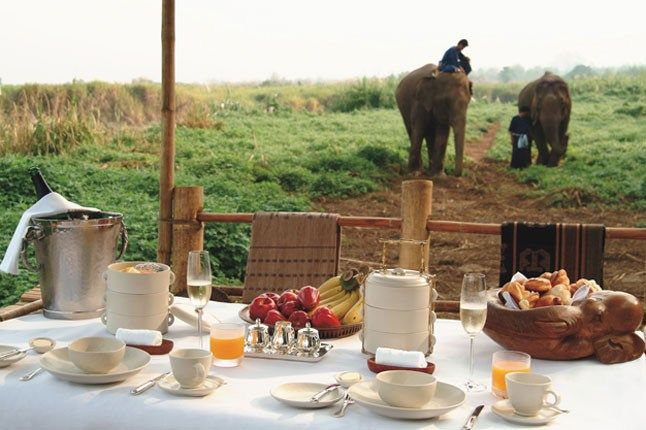 NORTH THAILAND | Four Seasons Tented Camp, Golden Triangle