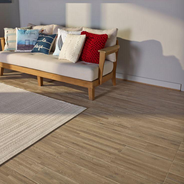 Kitchen Worktops And Flooring: Leggiero Silver-Blue Slate Effect Laminate Flooring 1.72