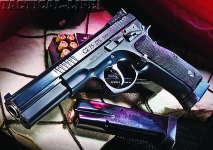 CZ75 SHADOW CTS LS-P 9mm