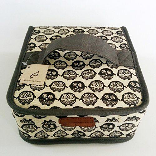 Essential Oil Carrying Case, Holds up to 42 Bottles (15ml) -Little Bird AlwaysNature http://www.amazon.com/dp/B00VU02PIY/ref=cm_sw_r_pi_dp_4enxvb1WFQCAR
