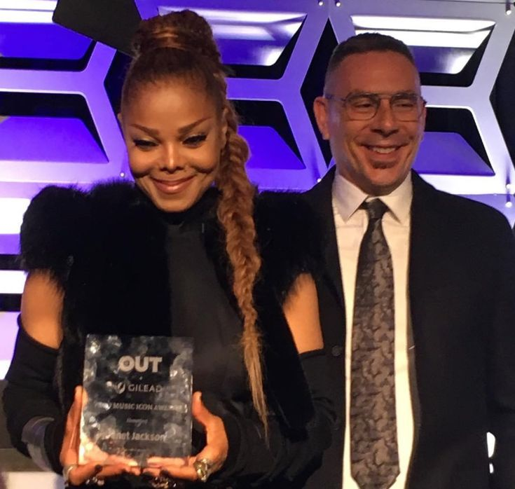 """Look at you people here tonight.  You're so loving, so giving, so willing to let the world know that differences don't matter.  You are the brave people, unafraid to let the world know that we will reject any narrow definition of love""  ~ Janet Jackson, receiving the #Out100 Icon Award (Pic:x)"