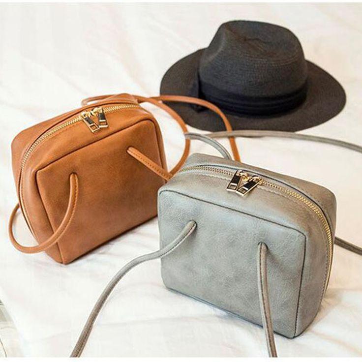 Retro crossbody bags women small shoulder bag