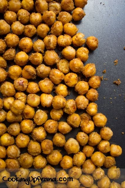 ... spicy dips yummy food appetizers forward spiced roasted chickpeas