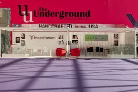 vision expo east - the underground