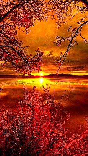 Sunset Mother's Nature Style | robert saddler | Flickr