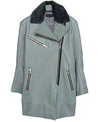 Turner Coat in Mineral Green