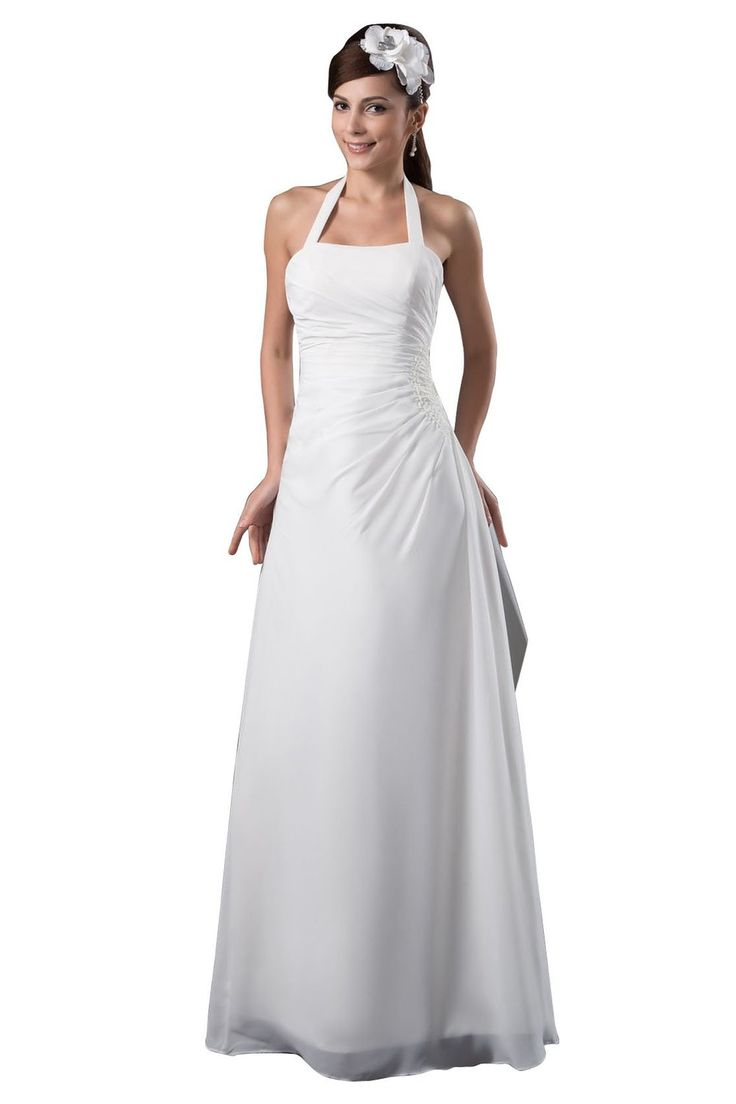 Amazon.co.jp: 【Wonderfulドレス】お呼ばれ 結婚式 ドレス ウェディングドレス 大きいサイズ aラインドレス プリンセスドレス 大人用 ロングドレス 白 披露宴 ドレス 通販 41130: 服&ファッション小物通販