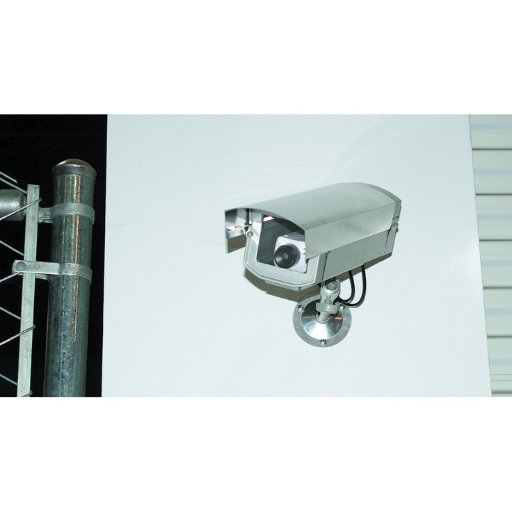 Patio Lights Harbor Freight: The Outdoor Dummy Security Camera From Harbor Freight