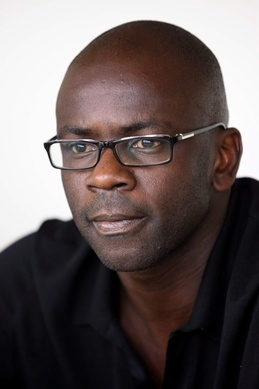 """Lilian Thuram. One of the truly great football players of our time and also the founder of the foundation """"Éducation contre le racisme""""."""