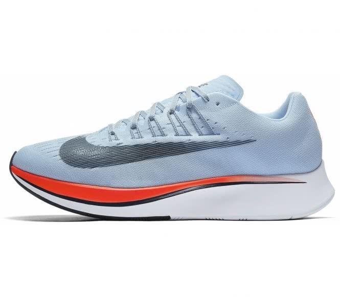 nouveau produit ddc1e 4a1c7 Nike - Zoom Fly chaussures de running pour hommes (bleu ...