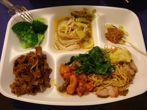 School Lunch from Around the World: 20 Countries