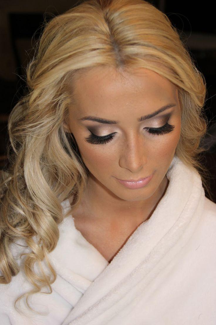 Mac 137 Long Blending Brush: 137 Best Bridal Makeup Looks Images On Pinterest