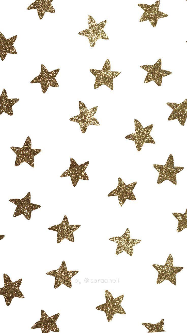 Cute Star Background Iphone Wallpaper Aesthetic Iphone Wallpaper Star Background