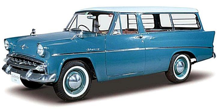 La Prince Skyway, cette ancienne voiture fut construite de 1960 à 1962, la Prince Skyway de 1960 mesure 1.68 mètres de large, 4.42 mètres de...