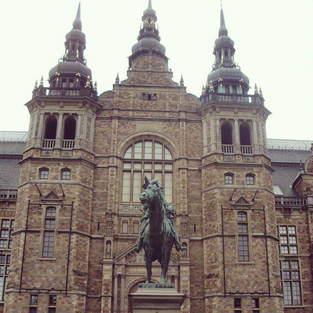 Nordiska Museet, Stockholm, Sweden