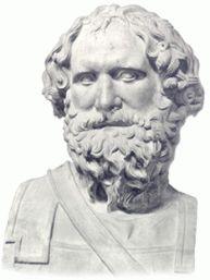Imagen del busto Arquídamo II de Esparta