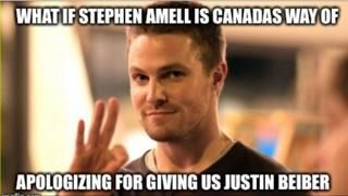 #StephenAmell This is meme is perfect for so many reasons and the fact that JB is not favored is even better. JB is not a good influence on society.
