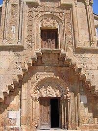 Армянская архитектура — Википедия