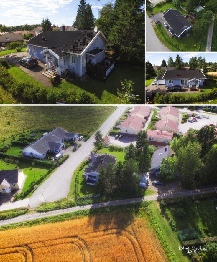 Ilmakuvaus / Aerial photography