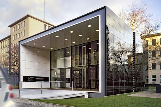 Berlin's Effizienzhaus Plus Home generates more energy than it consumes and doubles as an EV charging station
