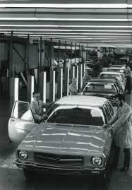 HQ Holden off the Production Line
