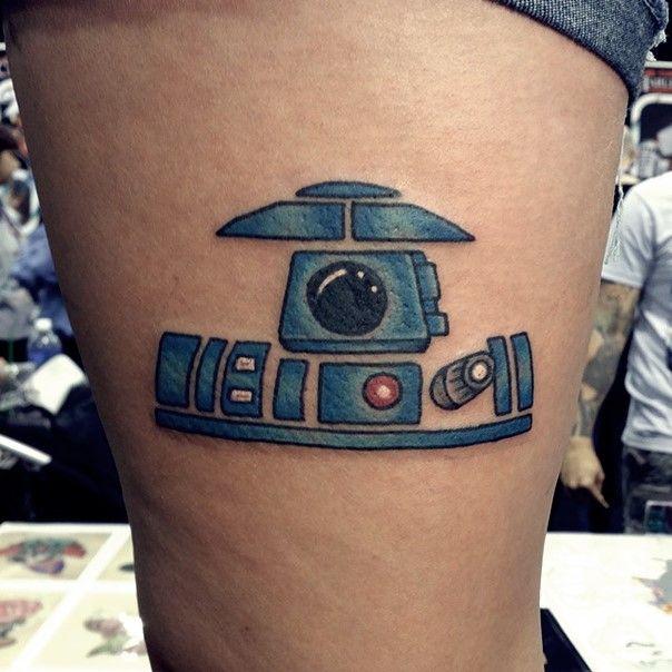 star wars tattoo r2d2-1