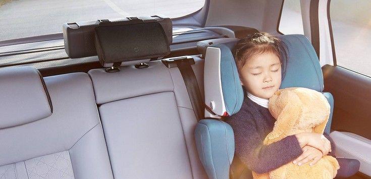 Автомобильный очиститель воздуха Xiaomi Mi Car Air Purifier оценивается в $65