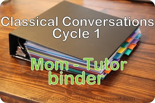 Huh. I do this! It's nice to have one's great ideas (though not totally mind-blowing) discovered by other tutors, blogged about and then pinned!  CC Cycle 1 week 1-12: ALL-IN-ONE Memory CD and Book