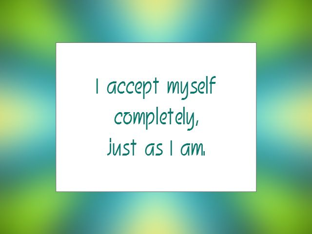 Daily Affirmation for January 28, 2014