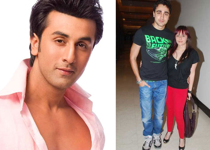 In school, Ranbir was said to be smitten by classmate Avantika Malik and was later seen hanging around the sets of Just Mohabbat, a show that aired on Sony in the 1990s, starring Avantika, and produced by her mother Vandana Malik.     After spending a considerable time together, they finally called it quits, and Avantika moved on to Imran Khan. The two got married in January last year.