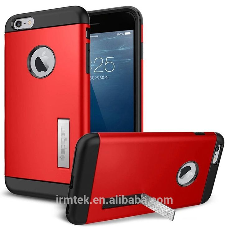 Check out this product on Alibaba.com App:2 in 1 Armor kickstand mobile phone case cover logo hole bracket cover case 2 in 1 for Iphone6 https://m.alibaba.com/bMzaa2