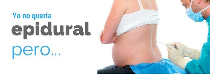 parir sin epidural