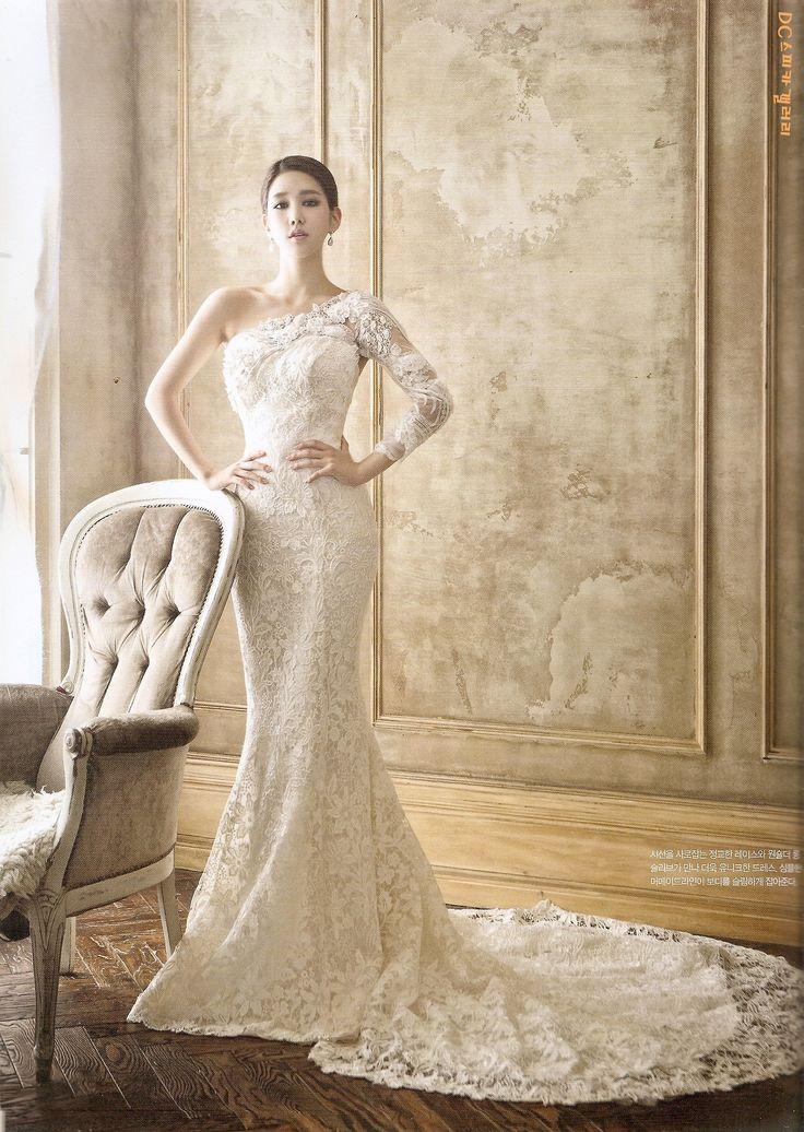 Jiwon ★ SPICA - Wedding21 Magazine October Issue '13