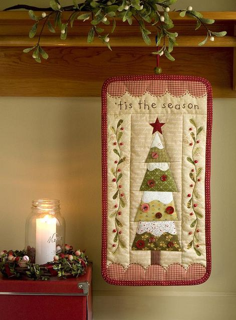 'Tis the Season by PatchworkPottery, via Flickr