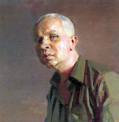 PORTRAITS OF PAINTERS: Janusz Kaczmarski