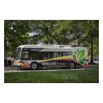 Momentum Dynamics Corporation Provides Howard County Maryland with Wireless Charging for Electric Bus Project