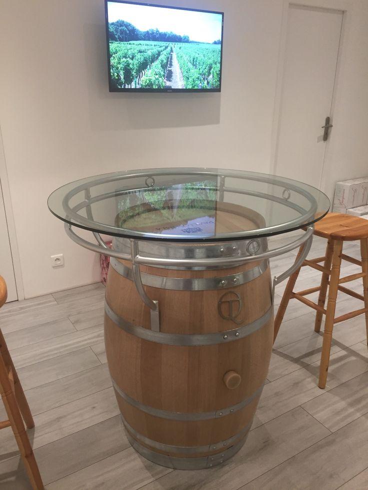 les 25 meilleures id es concernant barrique sur pinterest tonneaux de whisky barre de tonneau. Black Bedroom Furniture Sets. Home Design Ideas