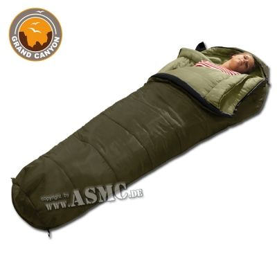 Sleeping Bag Grand Canyon Kansas 195 cm