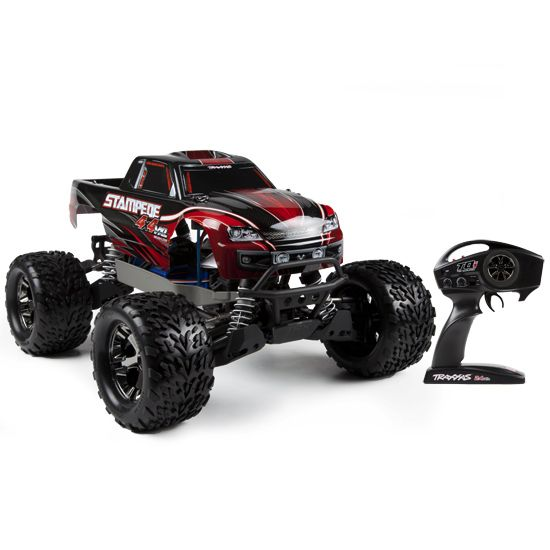 Traxxas Stampede 4x4 VXL 2.4GHZ 1:10 RTR Electric RC Monster Truck