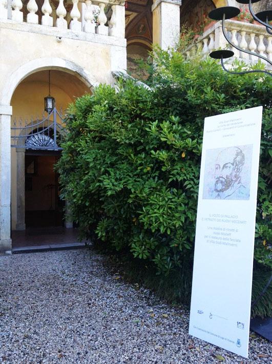 Tutto pronto in Villa Godi per l'evento del 26 Maggio 2013  http://www.villagodi.com/eventi_da_non_perdere_28_26_maggio_-_il_volto_di_palladio_e_i_ritratti_dei_nuovi_mecenati_-_domenica_26_maggio_2013.htm #villa #villagodi #ville #venete #villevenete #venetianvillas #palladian #palladio #affresco #architecture #architettura #barchessa #bomboniere #civile #confetti #cooking #eventi #fontana #foto #garden #giardino #holiday #italy #lifestyle #matrimonio #nature