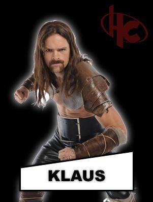 Klaus - Alban Lenoir