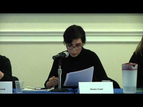 Situating Transnational Feminism in a Changing Theoretical Landscape - YouTube // discursive subects, foucault, Islam etc