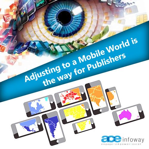 A peek into Publishing Industry Evolution with digital publishing and other publishing platforms after the use of smartphones and tablets proliferated among people.