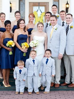 Seersucker with light khakis for groom...groomsmen could do khaki's and shirt with seersucker bowties?